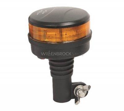 LED-Rundumleuchte für Aufsteckrohre