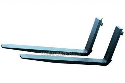 Gabelzinken -FEM IIA- 1.600x100x45 mm