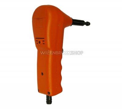 Aquamatic-Füllpistole mit Kontrollleuchte