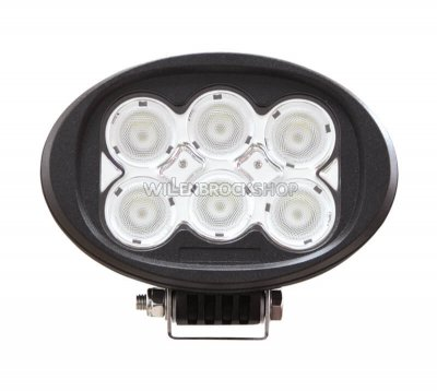 Arbeitsscheinwerfer mit 6 LEDs