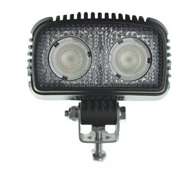 Arbeitsscheinwerfer mit 2 LEDs