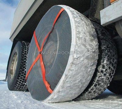 AutoSock Anfahrhilfe LKW + Bus