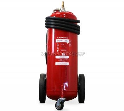 Fahrbarer Feuerlöscher mit F-500 EA, 50 Liter
