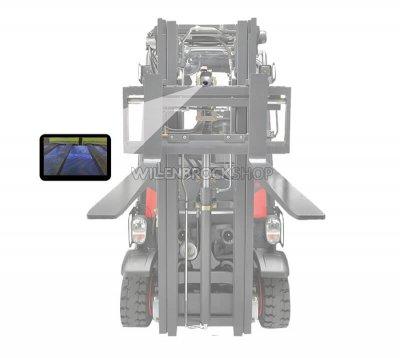 Gabelträger-Kamerasystem auf Funkbasis