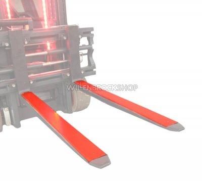 Gabelzinken mit BASIN-Antirutsch-Beschichtung FEM IIIA, TF: 3.000 kg