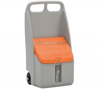 Fahrbarer Streugutbehälter Go-Box