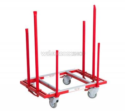Multi Trolley Möbeltransporter Worker