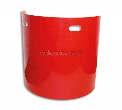 Anfahrschutz für runde Objekte