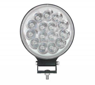 Arbeitsscheinwerfer mit 15 LEDs