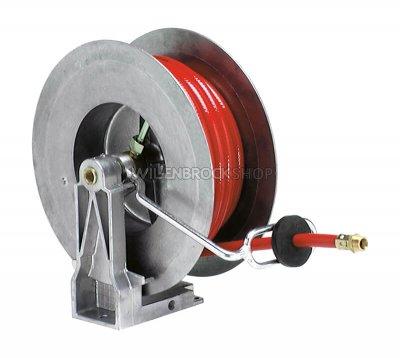 Schlauchaufroller 3/8 mit PVC-Schlauch, SCS