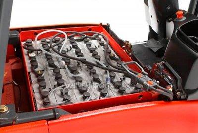 Staplerbatterien