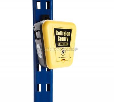 Collision Sentry: Elektronische Warnleuchte