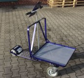 Transportroller Carry ohne Reling und Ablage