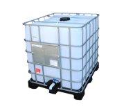 IBC-Container mit 1.000 Ltr. destilliertem Wasser