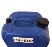 Kanister mit 20 Ltr. destilliertem Wasser