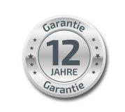 12 Jahre Garantie Stirnwandwagen