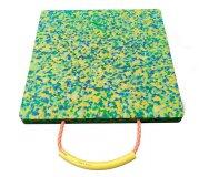 Abstützplatten 300x300 in Doppel-Plattenbox