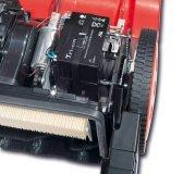 Kehrsaugmaschine mit Tandemwalzen MTX