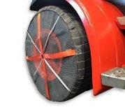 AutoSock Anfahrhilfe Stapler