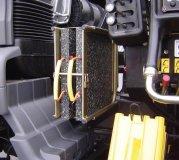 Fahrzeughalterung Stützplatte