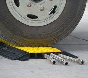 Kabelbrücke mit Zapfen/Nut-System