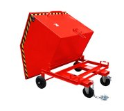 Kastenwagen KW mit Einfahrtaschen