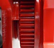 Kistendrehgerät für Stapler - einklappbare Gabel