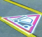 Linde-TruckSpot Warneinrichtung