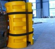 Säulenschutz für mehr Sicherheit im Lager und Betrieb