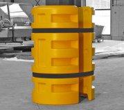 Säulen-Anfahrschutz für mehr Sicherheit