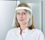 Schutzvisier für Gesicht