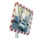 Verkehrsspiegel mit Heizung