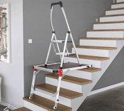 Treppenpodest für Leitern