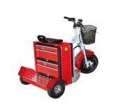 Werkzeugwagen für Euro-Scooter