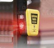 Elektronische Warnleuchte mit LED-Lampen