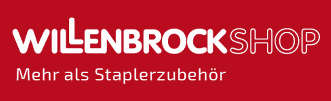 WillenbrockShop.de - Ihr Lieferant für die Intralogistik!